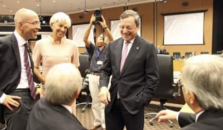 Buen rollo en el Ecofin